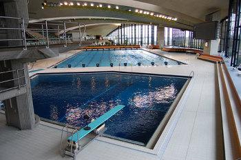 D coque lux kirchberg plongeurs differdange for Badanstalt piscine luxembourg