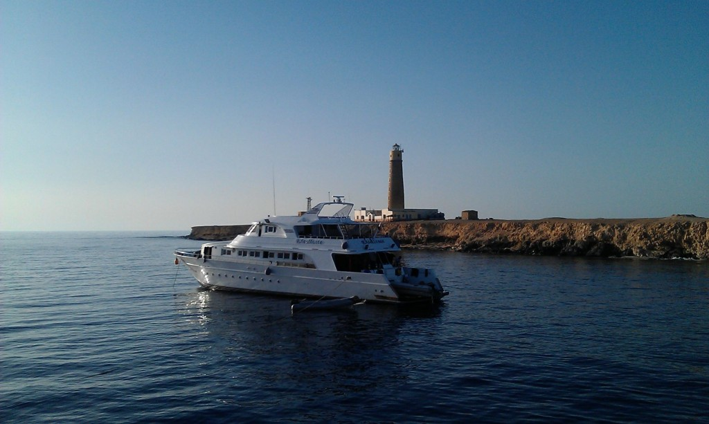 2012.04. Egypt – Brother Islands