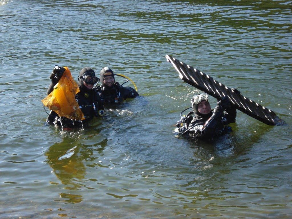 2012.09.30 Nettoyage du Lac