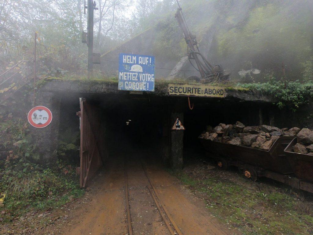 2019.11.10 Visite Mine Hussigny-Godbrange
