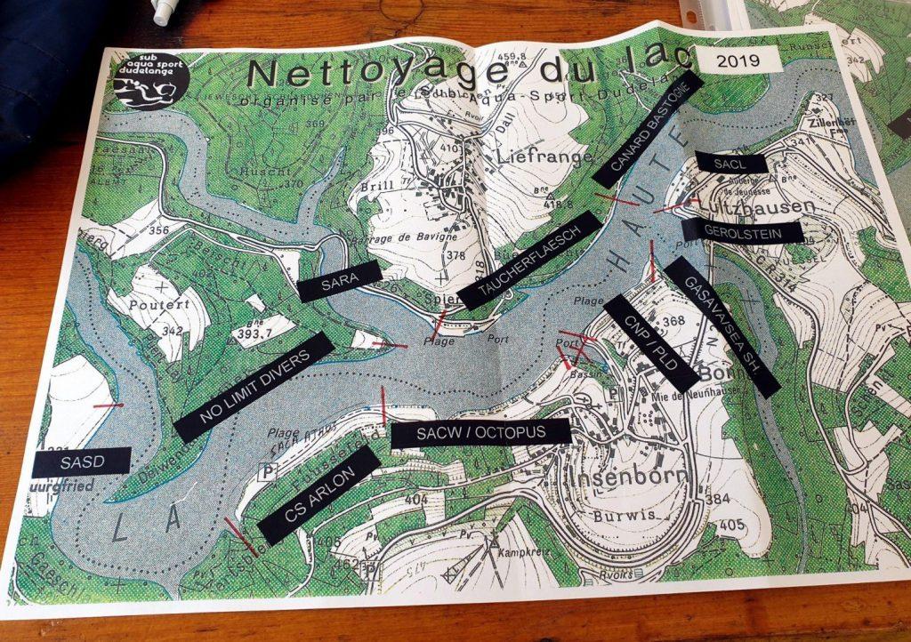 2019.05.19 Nettoyage du Lac